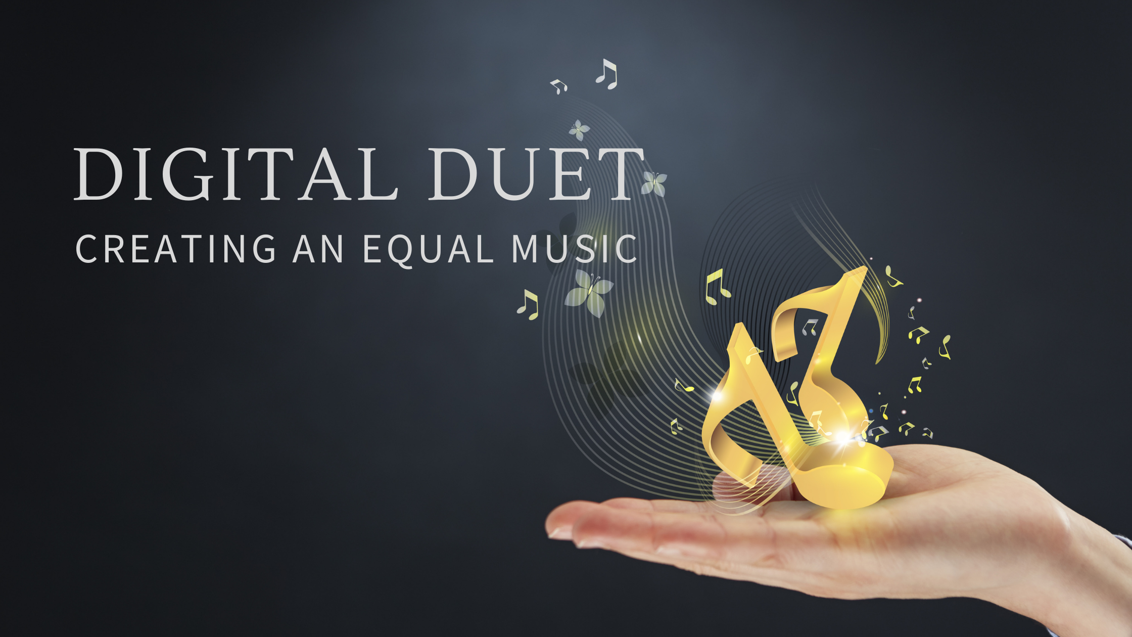 Digital Duet: Creating An Equal Music