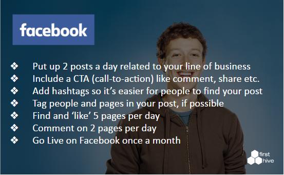 Facebook Tasklist
