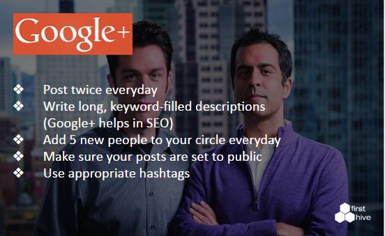 Google+ Tasklist