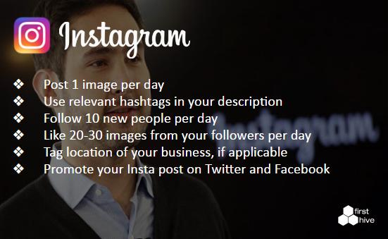 Instagram Tasklist