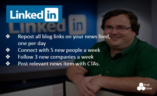 LinkedIn Tasklist