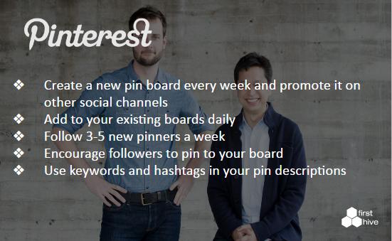 Pinterest Tasklist