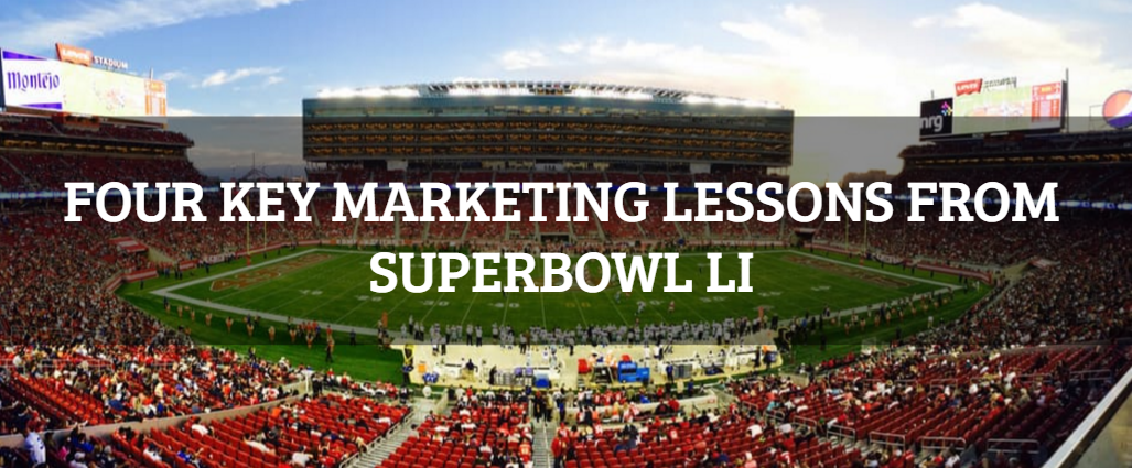 Superbowl blog banner
