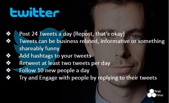 Twitter Tasklist