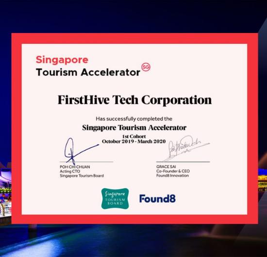 Singapore Tourism Board Accelerator