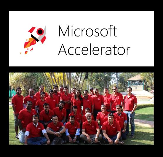 Microsoft Accelerator Cohort 2017