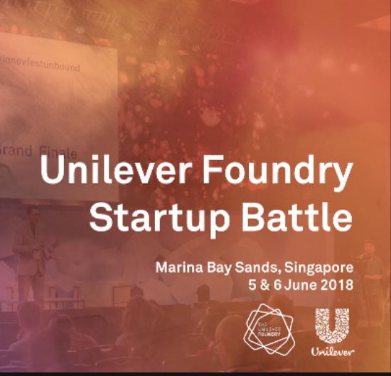 Unilever Foundry, 2018